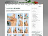 Glamflowers Nude